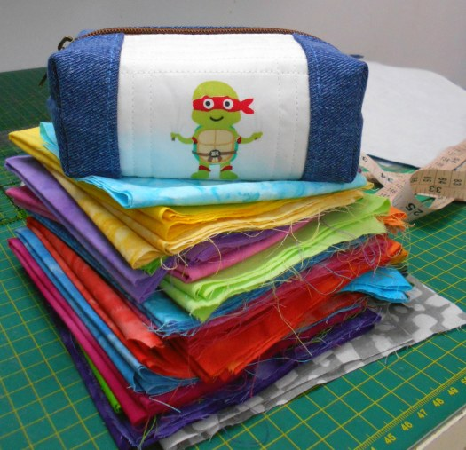 ninja turtles pouch